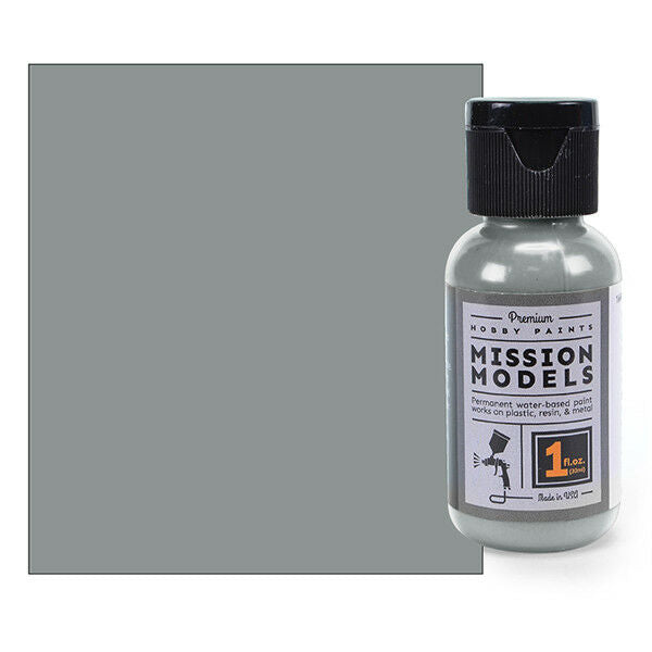 Mission Models MMM-002 Cold Rolled Steel Metallic Acrylic Paint 1.5 oz (45ml)