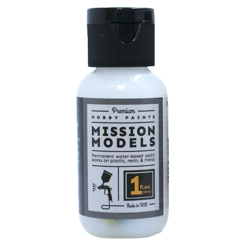 Mission Models MMA-006 Gloss Clear Acrylic Paint 1 oz (30ml)