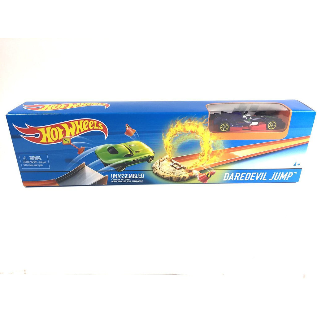 Hot Wheels Stunt Action Track Sets (Styles May Vary)