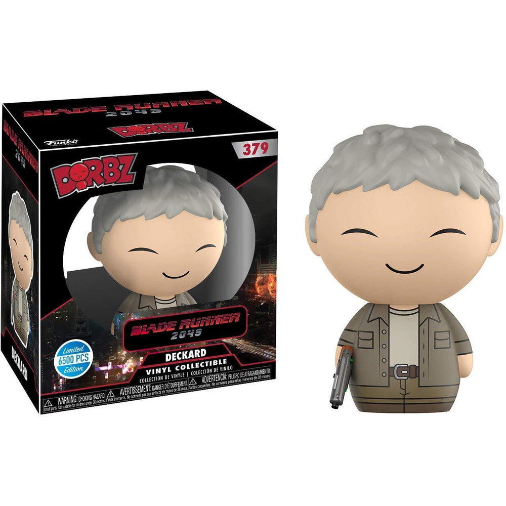 Funko Dorbz: Blade Runner 2049-Deckard Collectible Figure