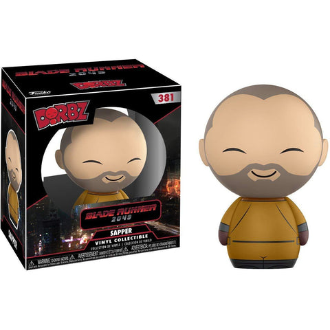 Funko Dorbz: Blade Runner 2049-Sapper (Styles May Vary) Collectible Figure