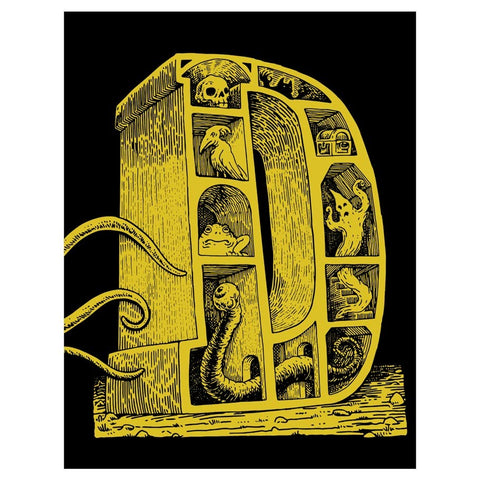 The Dungeon Alphabet Leatherbound Special Edition