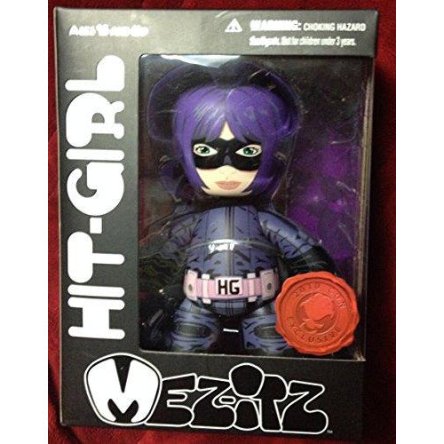 Mezco Mez-Itz Hit Girl designer figure