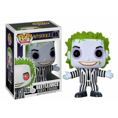 Funko Pop Movies: Beetlejuice Vinyl Figure