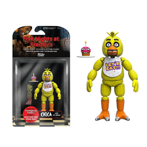 Funko Action Figure: Five Nights at Freddy's - Chica