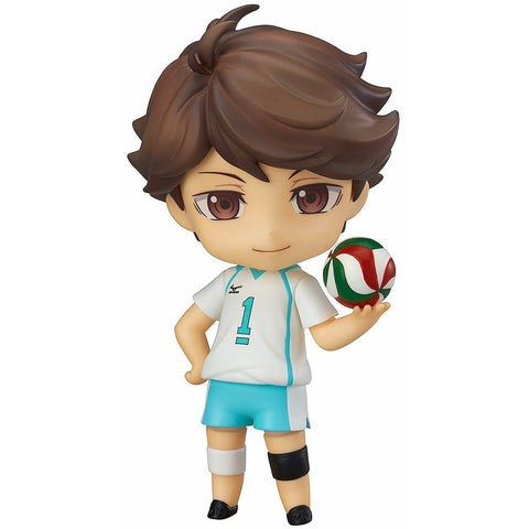 Good Smile Haikyuu!! Toru Oikawa Nendoroid Action Figure Re-Run (Pre-Order)
