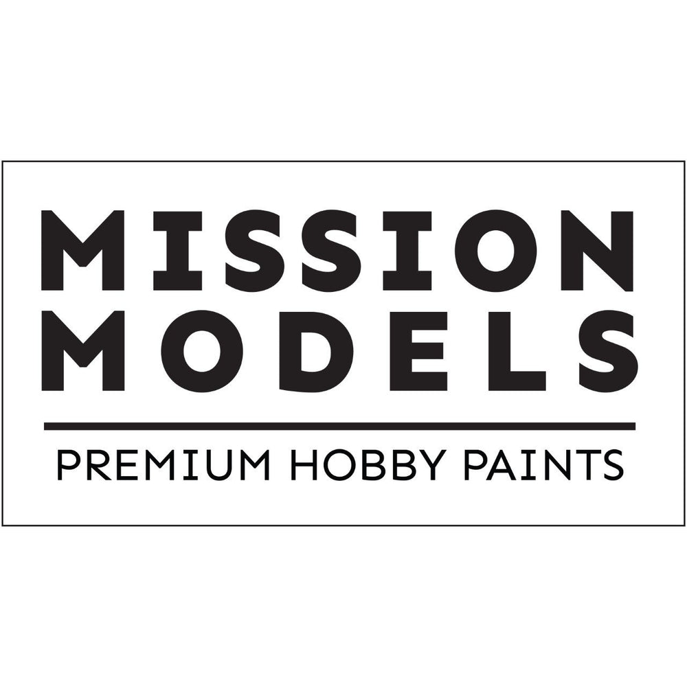 Mission Models MMP-002 Brown Acrylic Paint 1 oz (30ml)