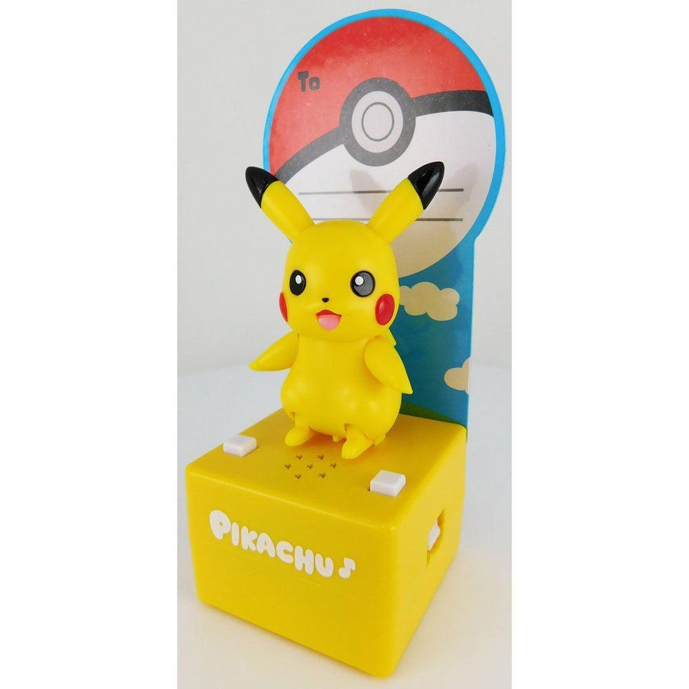 Takara Tomy Pokemon A.R.T.S Pop N Step Pikachu Action Figure