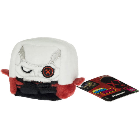 Kawaii Cubes: Suicide Squad - Deadshot Plush Figure - Galactic Toys & Collectibles