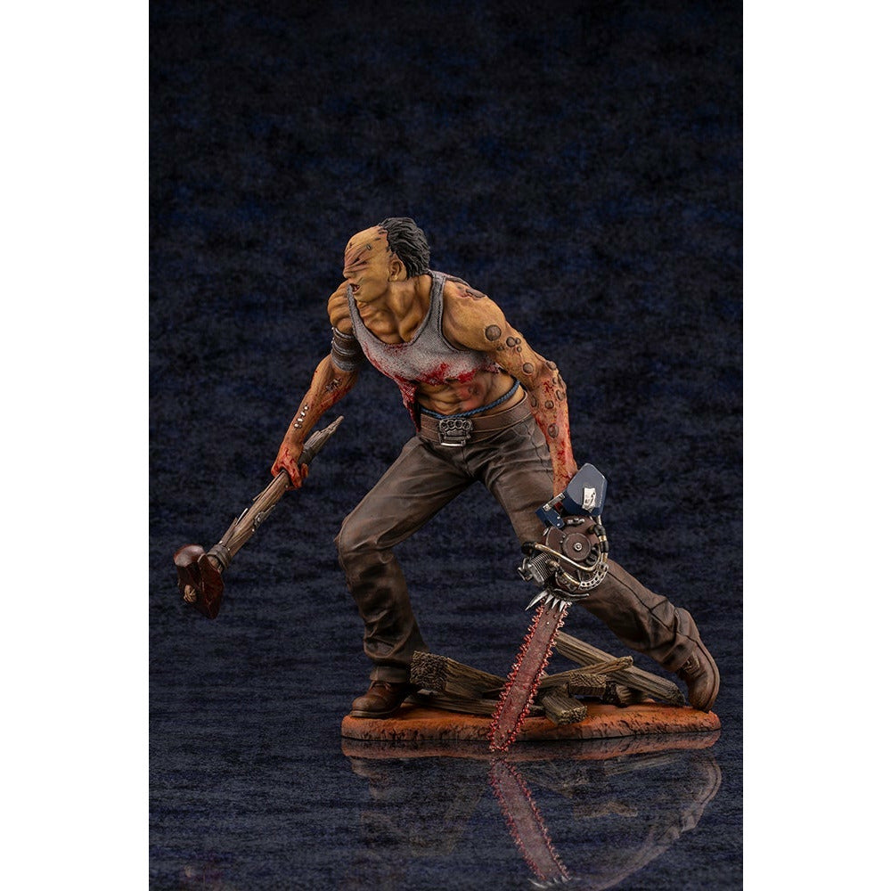 (PRE-ORDER: Expected August 2021) Kotobukiya Dead by Daylight The Hillbilly Figure Statue