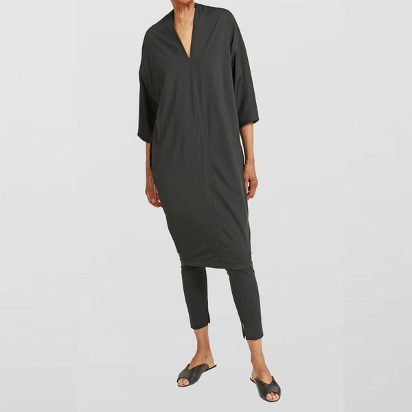 INDEX LONDON DRESS - BLACK