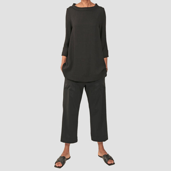 INDEX COLUMN PANT Black