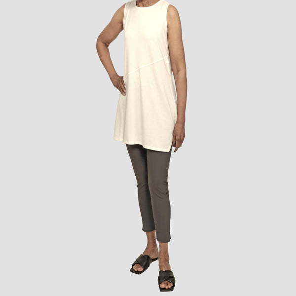 HALO VISTA TUNIC Ivory