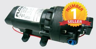FL3501-503 - Flojet Pump 12v 7.5lt/min switch