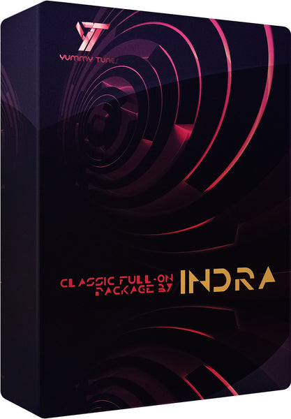 Classic Full On Package by Indra - Yummy Tunes