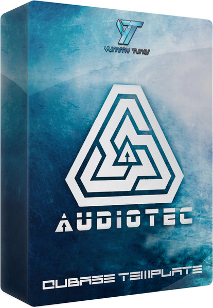 Cubase Template by Audiotec
