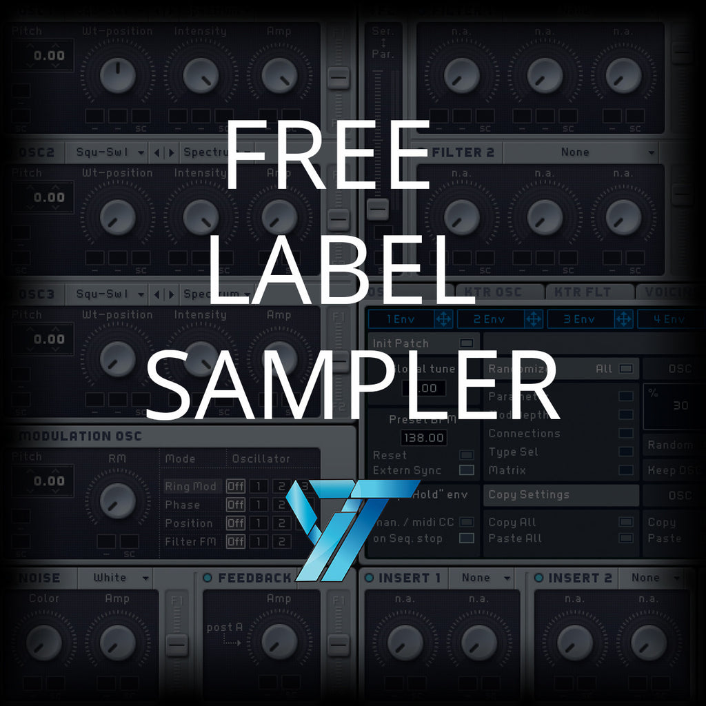 Free Label Sampler - Yummy Tunes