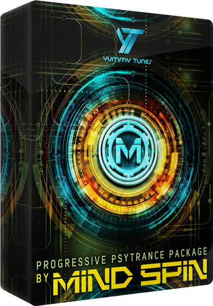 Progressive Psytrance Package by Mind Spin