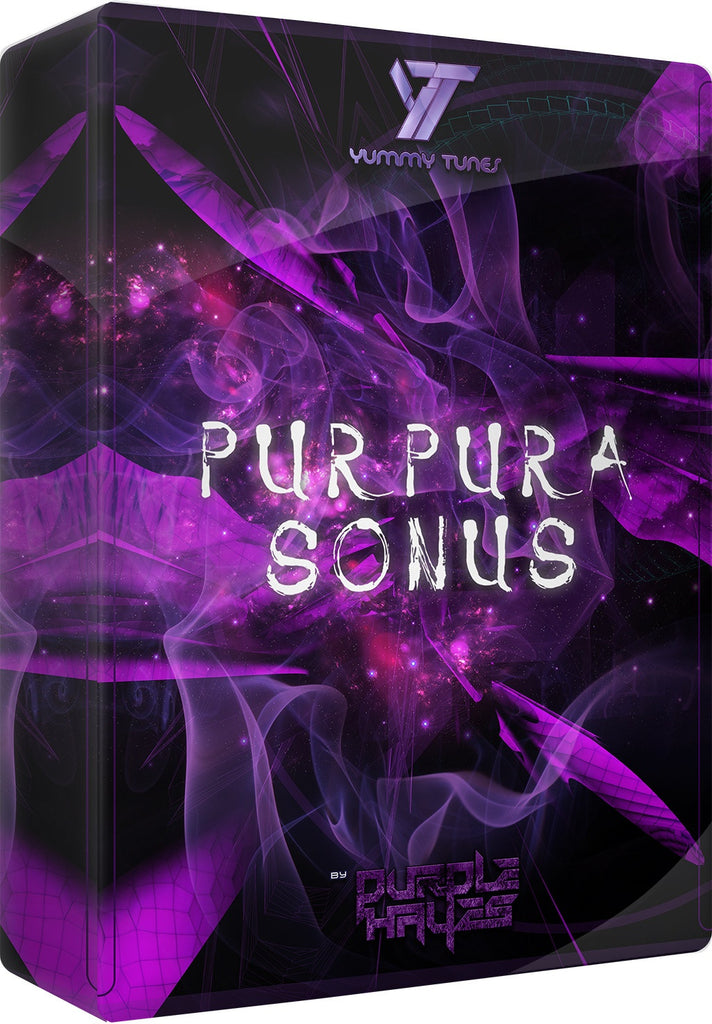 Purpura Sonus by Purple Hayes - Yummy Tunes
