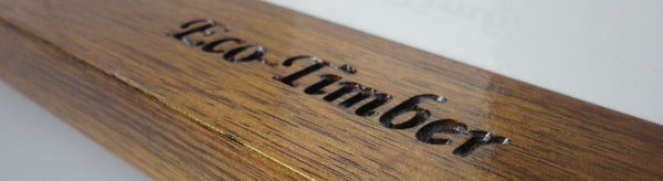 """Eco Timber"" & Custom Engraving..."