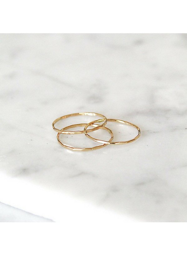 Amarilo Essential Ring Set