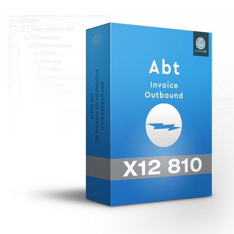 ABT 810 - Invoice Outbound for Infor VISUAL