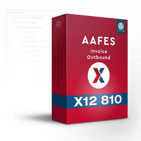 AAFES 810 - Invoice Outbound for Infor VISUAL