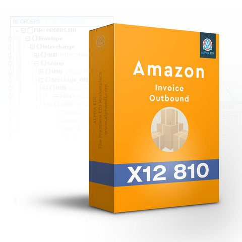 Amazon 810 - Invoice Outbound for Infor VISUAL