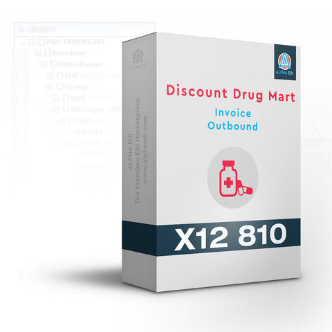 Discount Drug Mart 810 - Invoice Outbound for Infor VISUAL