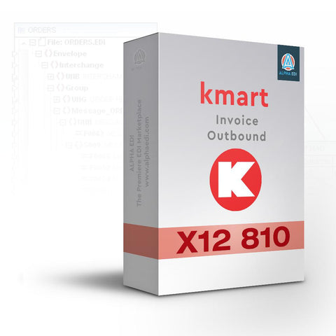 Kmart 810 - Invoice Outbound for Infor VISUAL