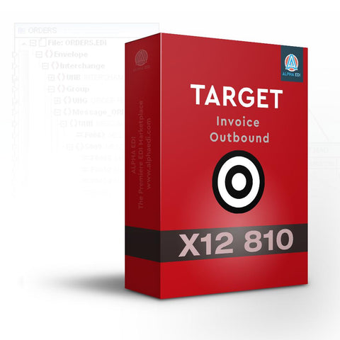 Target 810 - Invoice Outbound for Infor VISUAL