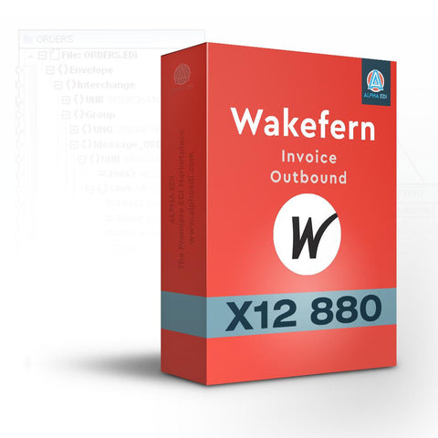 Wakefern 880 - Invoice Outbound for Infor VISUAL