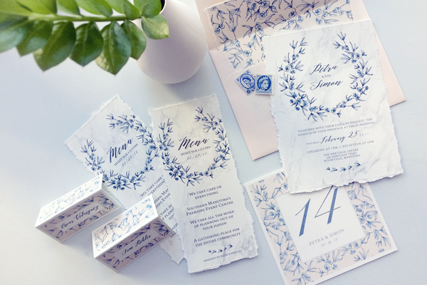 Heritage Invites, Semi Custom Invitations