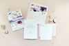 Soft + Pop Invites, Semi Custom Invitations