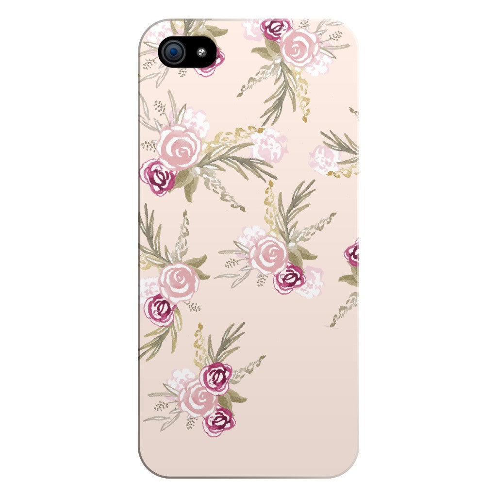 Plum Pretty Phone Case