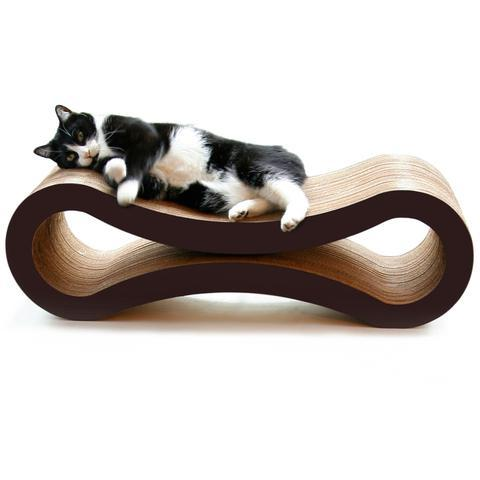 D&C Infinity Scratcher and Lounge - Deluxe