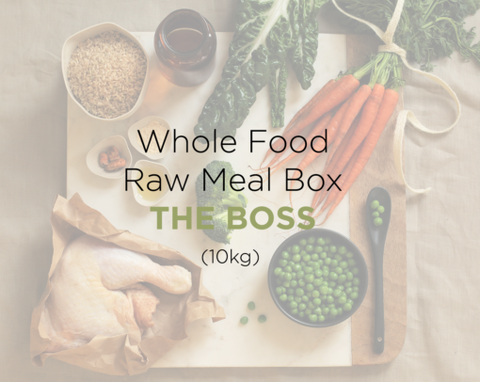 FurFresh Raw Dog Food Box | The Boss 10kg