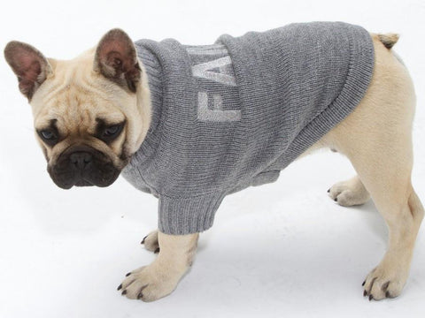 Dog Jumper Sided View