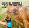 Image of 1 pc Dog Water Pet Bottle