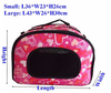 Image of Foldable Pet Carrier Bag