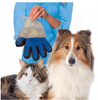 Image of Silicone Pet Cleaning Brush Glove