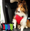 Image of Adjustable Safety Seat Belt Harness Pet Vest