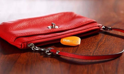 Nut 2 Smart Tag Bluetooth Tracker Anti-lost Pet Key Finder