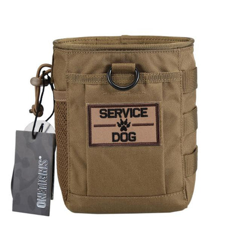 OneTigris Military Waist Bag for Pet Snacks