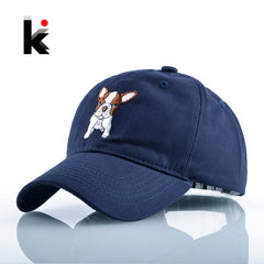 French Bulldog Baseball Hat