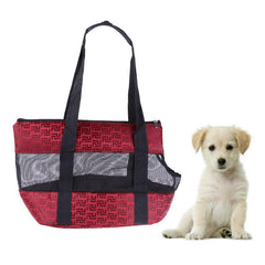 Mesh Sling Front Pet Carrier