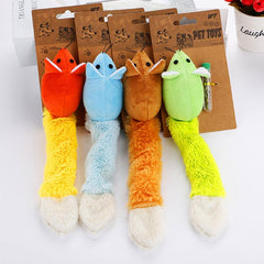 1PC Long Tail Mouse Cat Teaser Toy