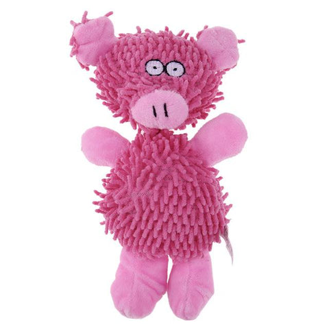 Cuddly Squeaky Animal Play Toy