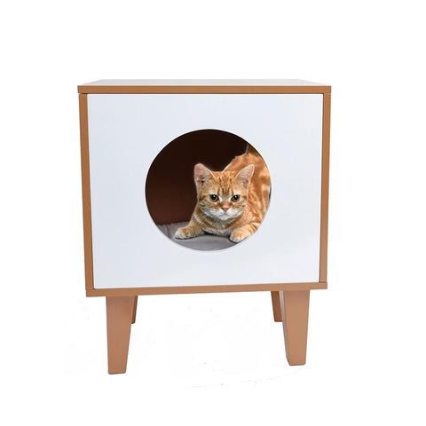 Cat Furniture Multi-functional Cat Favor Wood Climbing Jumping Frame