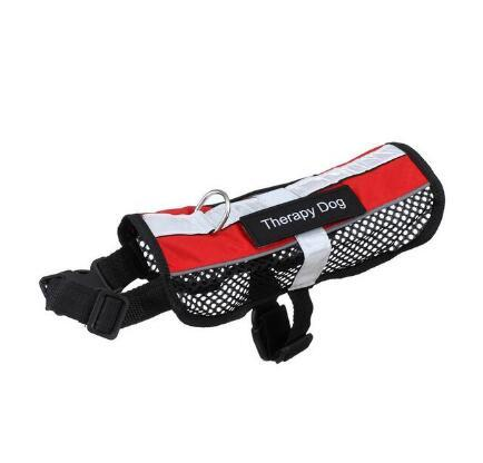 Reflective Breathable Service Dog Harness Vest